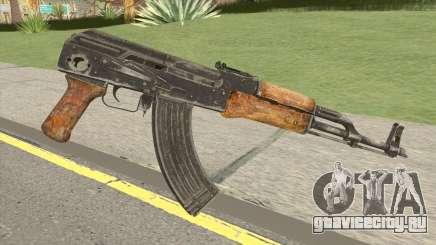 AKMS для GTA San Andreas
