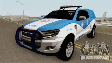 Ford Ranger 2017 CIPM для GTA San Andreas