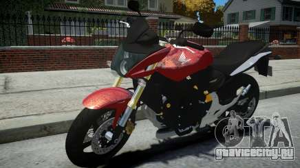 Honda Hornet CB600F для GTA 4