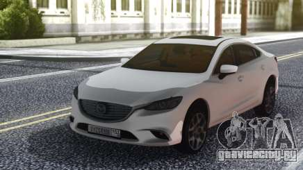 Mazda 6 2017 для GTA San Andreas