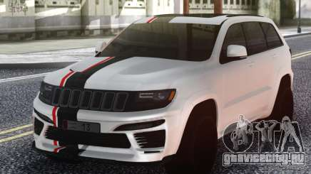 Jeep Wrangler Sport для GTA San Andreas