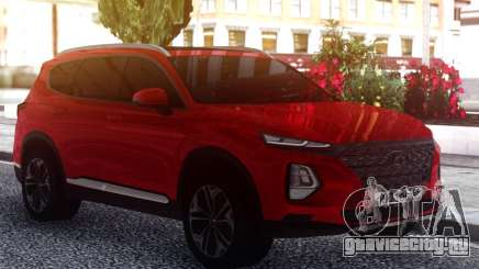 Hyundai Santa Fe FIX RED для GTA San Andreas