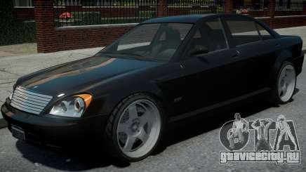 Schafter 1Gen Grey Series для GTA 4