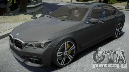 BMW 750Li xDrive для GTA 4