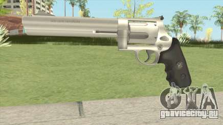 Smith and Wesson Model 500 Revolver Metal для GTA San Andreas