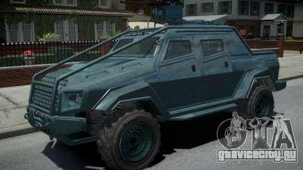 HVY Insurgent Pick-Up для GTA 4