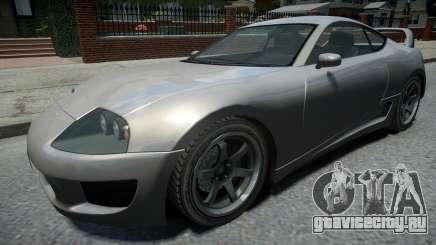 Dinka Jester Classic Revised Rims v2 для GTA 4