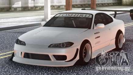 Nissan Silvia S15 Racing Sport для GTA San Andreas