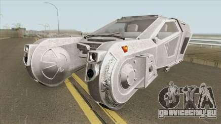 Zirconium Walker GTA V IVF для GTA San Andreas