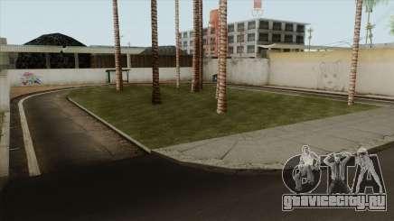Willowfield Park для GTA San Andreas