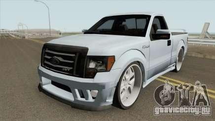 Ford Lobo SVT Lightning 2011 MQ для GTA San Andreas
