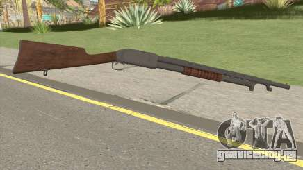Call of Duty WWII: M1897 Battleaxe II для GTA San Andreas