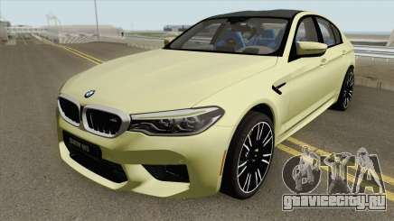 BMW M5 F90 IVF для GTA San Andreas