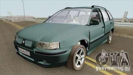 Ikco Samand Wagon для GTA San Andreas
