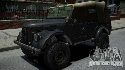 ГАЗ-69 Beta для GTA 4