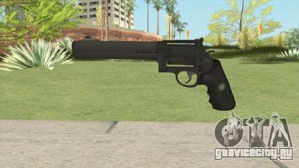 Smith and Wesson Model 500 Revolver Blackhawk для GTA San Andreas