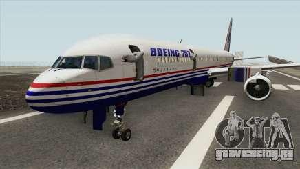 Boeing 757-200 RR RB211 для GTA San Andreas