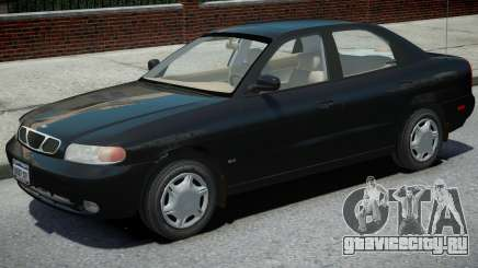 Daewoo Nubira I Sedan для GTA 4