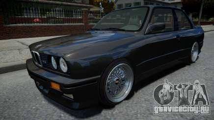 BMW M3 E30 BBS Rims для GTA 4