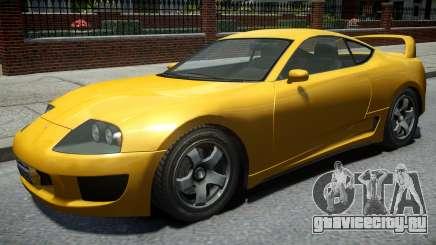 Dinka Jester Classic Revised Rims v1 для GTA 4