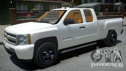 Chevrolet Silverado 1500 LT Extended для GTA 4