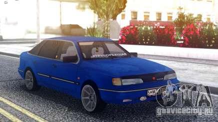 Ford Scorpio Blue для GTA San Andreas