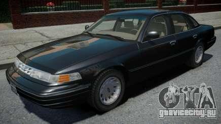 Ford Crown Victoria 1995 для GTA 4