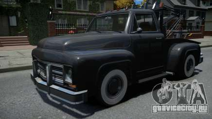 TLAD Towtruck Restored для GTA 4