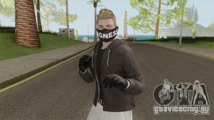 Skin De GTA 5 Online HQ для GTA San Andreas