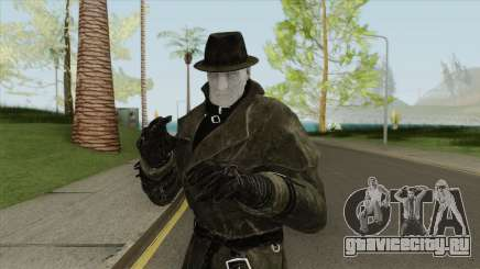 Mr X From RE2 Remake (With Normal Map) для GTA San Andreas