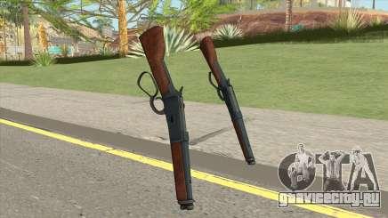 Sawnoff Winchester Model 1892 (Mares Leg) для GTA San Andreas