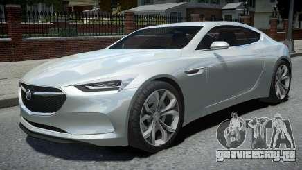 Buick Avista Concept 2016 HQ для GTA 4