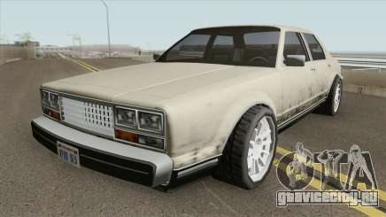 Albany Esperanto GTA IV (SA Style) для GTA San Andreas