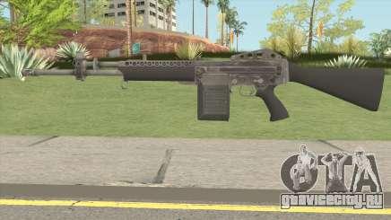 Stoner 63A для GTA San Andreas