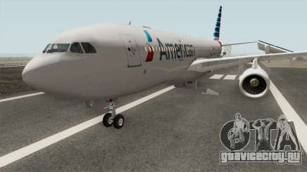 Airbus A330-200 RR Trent 700 (American Airlines) для GTA San Andreas