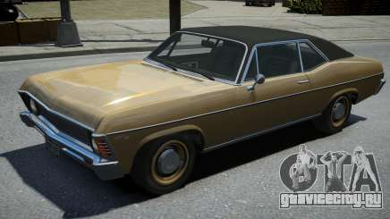 Declasse Vamos v1.1 Non-liveries Version для GTA 4