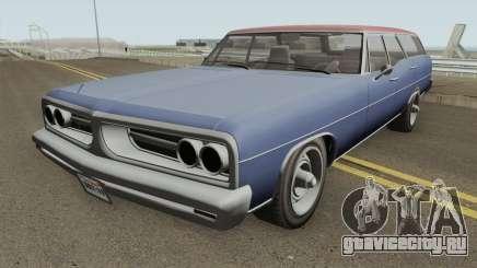 Dundrealy Regina GTA IV TLAD IVF для GTA San Andreas