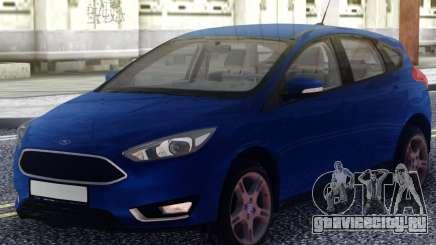 Ford Focus 3 Original для GTA San Andreas
