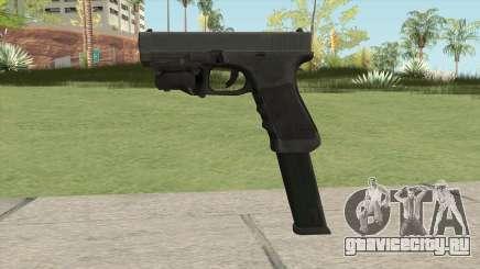 Glock 17 Laser Extendo для GTA San Andreas