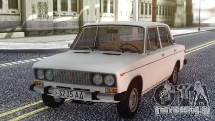 ВАЗ 2106 Белая Классика для GTA San Andreas