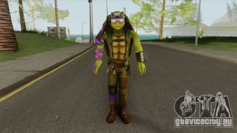 Donatello (TMNT: Out Of The Shadows) для GTA San Andreas