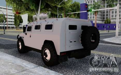 ГАЗ 23304 для GTA San Andreas