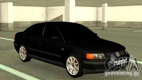 Volkswagen Passat B5 Tuning для GTA San Andreas