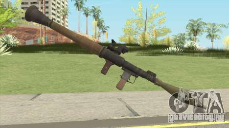 RPG 7 (Medal Of Honor 2010) для GTA San Andreas