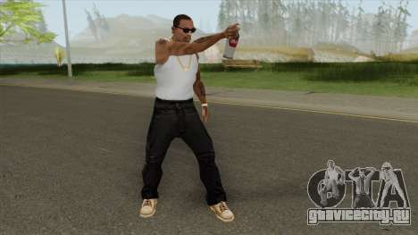 Spraycan (Fortnite) для GTA San Andreas