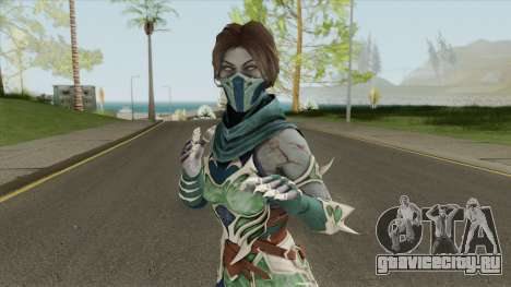 Jade From MK11 (iOS) для GTA San Andreas
