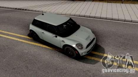 Mini Cooper John Cooper Works (Stock) для GTA San Andreas
