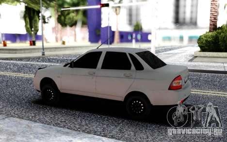Лада Приора для GTA San Andreas