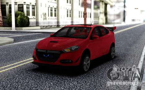 Dodge Dart GT для GTA San Andreas
