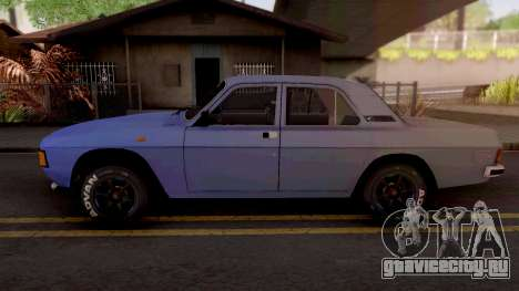ГАЗ-3102 Turbo для GTA San Andreas